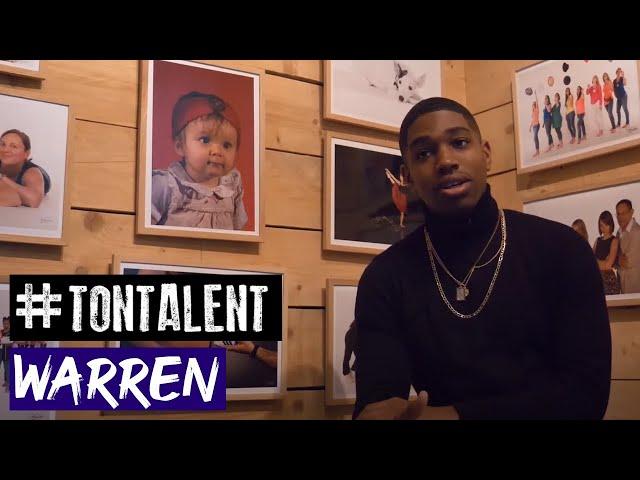 #tontalent - Interview de Warren