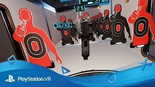 Lethal VR | Announcement Trailer | PlayStation VR