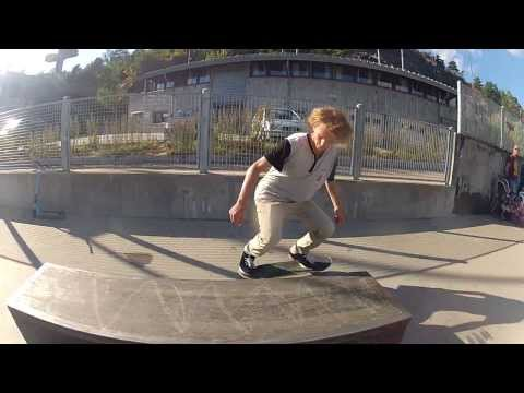 Curb Session With Fredrik Tangerud
