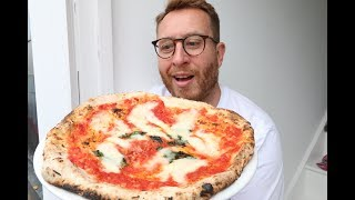 Is this the best Pizza in London?  John Quilter