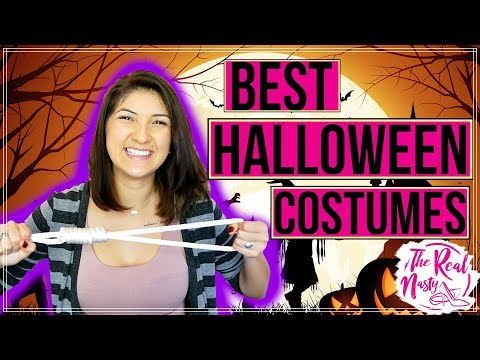 BEST HALLOWEEN COSTUME IDEAS 2017 | PARODY | SKETCH COMEDY | THE REAL NASTY