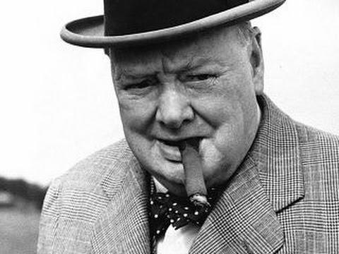 Уинстон Черчилль  Биография 2014