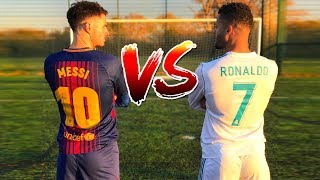 Messi VS Ronaldo thumbnail