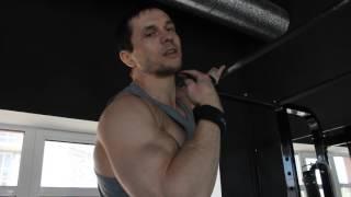 Мой новый рекорд в подтягиваниях с весом +68,5 кг!