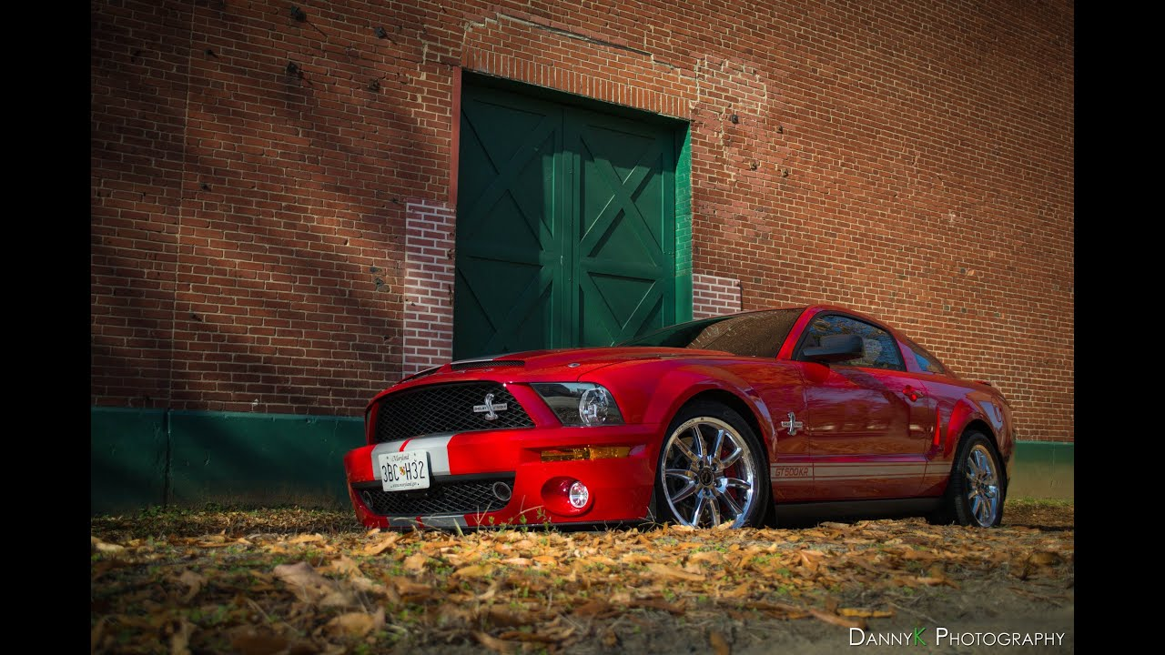 shelby gt500kr king - photo #16