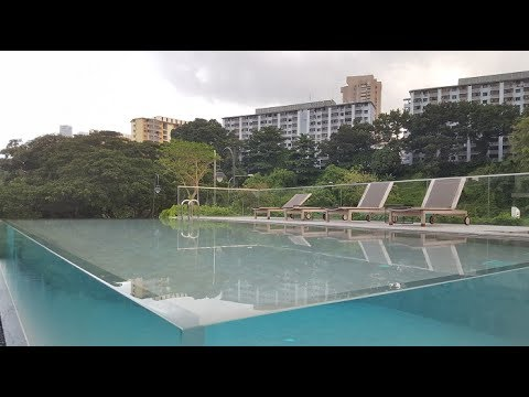 the warehouse hotel swimming pool vid youtube