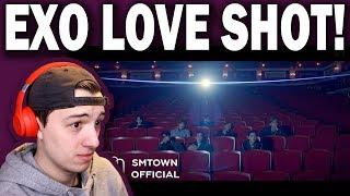 EXO 엑소 'Love Shot' MV REACTION!