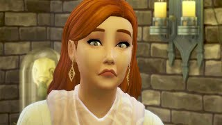 QUEST TO BRING SIMS BACK TO LIFE // The Sims 4: 100 Baby Challenge #195