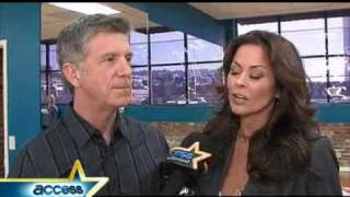 Brooke Burke Excited to Co - Host Dancing with the Stars