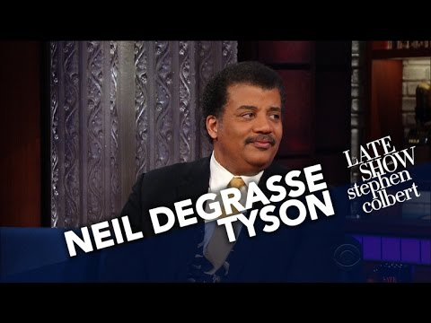 Thumbnail: Neil deGrasse Tyson Puts Earth's Smallness Into Perspective