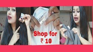 ₹10 के कपड़े खरीदे सरोजनी नगर से|अब तक का सबसे सस्ता मार्केट|Sarojani Nagar Shopping Haul