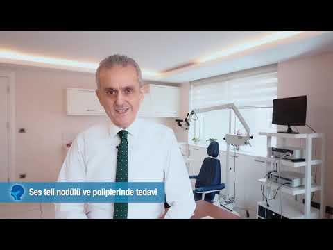 Ses teli nödül ve poliplerinde tedavi | Prof. Dr. Erol EGELİ