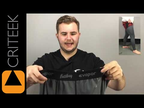 566c6d9cf5 Eastbay Evapor Compression Tights 2 - YouTube