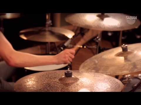 Moritz Mueller Reviews the Big & Ugly Collection from SABIAN