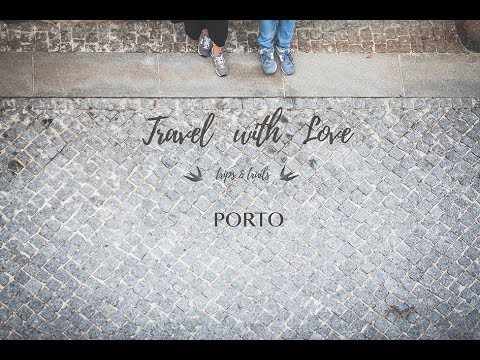 Travel with Love. Foggy Porto