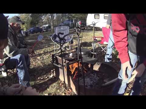 Camping blog #Versailles State Park