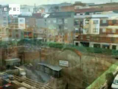 Hace 5 Anos Las Obras Del Metro De Barcelona Provocaron El Hundimiento Del Barrio El Carmel