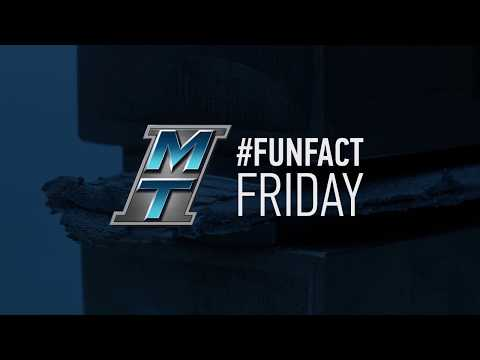 FunFactFriday - Linear Friction Welding