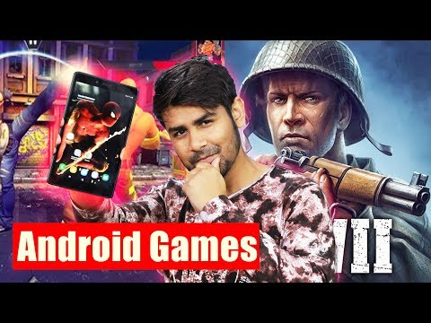 Top Android Games For You   Best Action Games For Smartphone