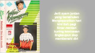 Julius Sitanggang - Doa Penyemir Sepatu Lirik