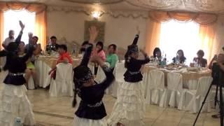 Казахская свадьба. Қазақ үйлену тойы.