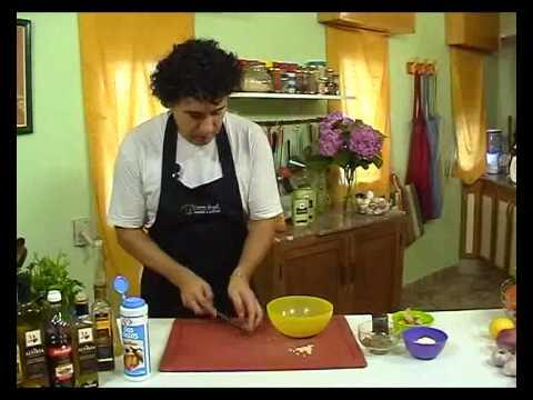 COCINA AL TOQUE - RABAS CON SALSA TARTARA CASERA