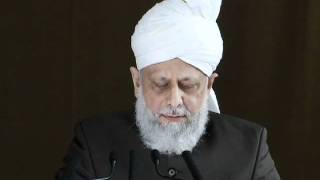 (Bengali) Friday Sermon 23rd September 2011 Practice the teachings of The Promised Messiah(a.s.)