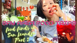 Bay Area Food Trips   Food Finds in San Leandro   Part 2