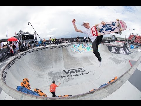 Vans Park Series Australia Qualifiers |  Full Contest |  2017 Vans Park Series