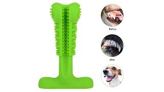 Dog Toothbrush Stick Dog Chew Toys