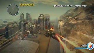 Thunder Wolves Xbox 360 Gameplay Trailer