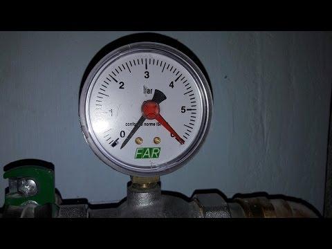 #СантехУчебка №7: Важная роль манометров давления  в квартирной системе  ХВС/ГВС