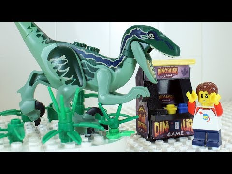 LEGO JURASSIC WORLD ARCADE 6