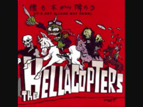 Hellacopters - It´s Not a Long Way Down