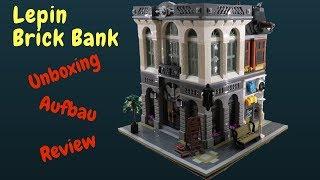 LEPIN - Brick Bank - 15001