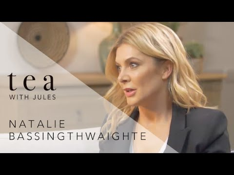 Tea with Jules with Singer, Actor and Designer Natalie Bassingthwaighte
