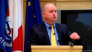 Educational Clinic: Regulatory Compliance (Anthony Farrell) Part 1 of 2