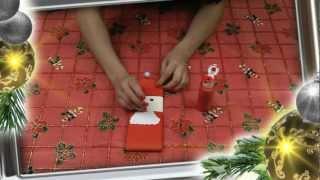 REGALA UN CHOCOLATE CON UN LINDO EMPAQUE DE NAVIDAD Thumbnail