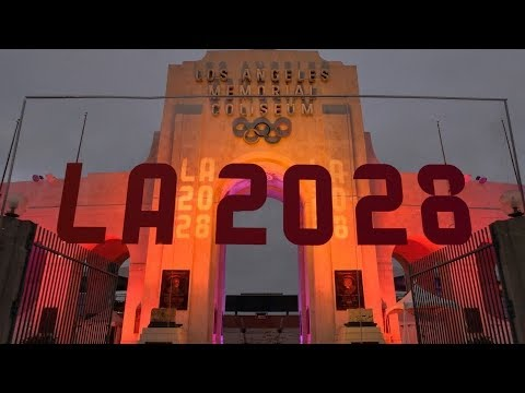 L.A. Officially Awarded 2028 Olympic Games | Los Angeles Times