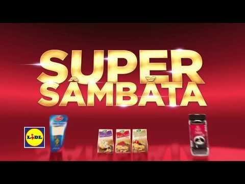 Super Sambata la Lidl • 6 Ianuarie 2018