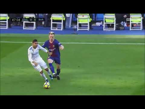 Ivan Rakitic vs Real Madrid (Away) HD (23/12/2017)