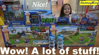 New Thomas & Friends Wooden Railway Trains And Playsets Preview W/ Maya Girl