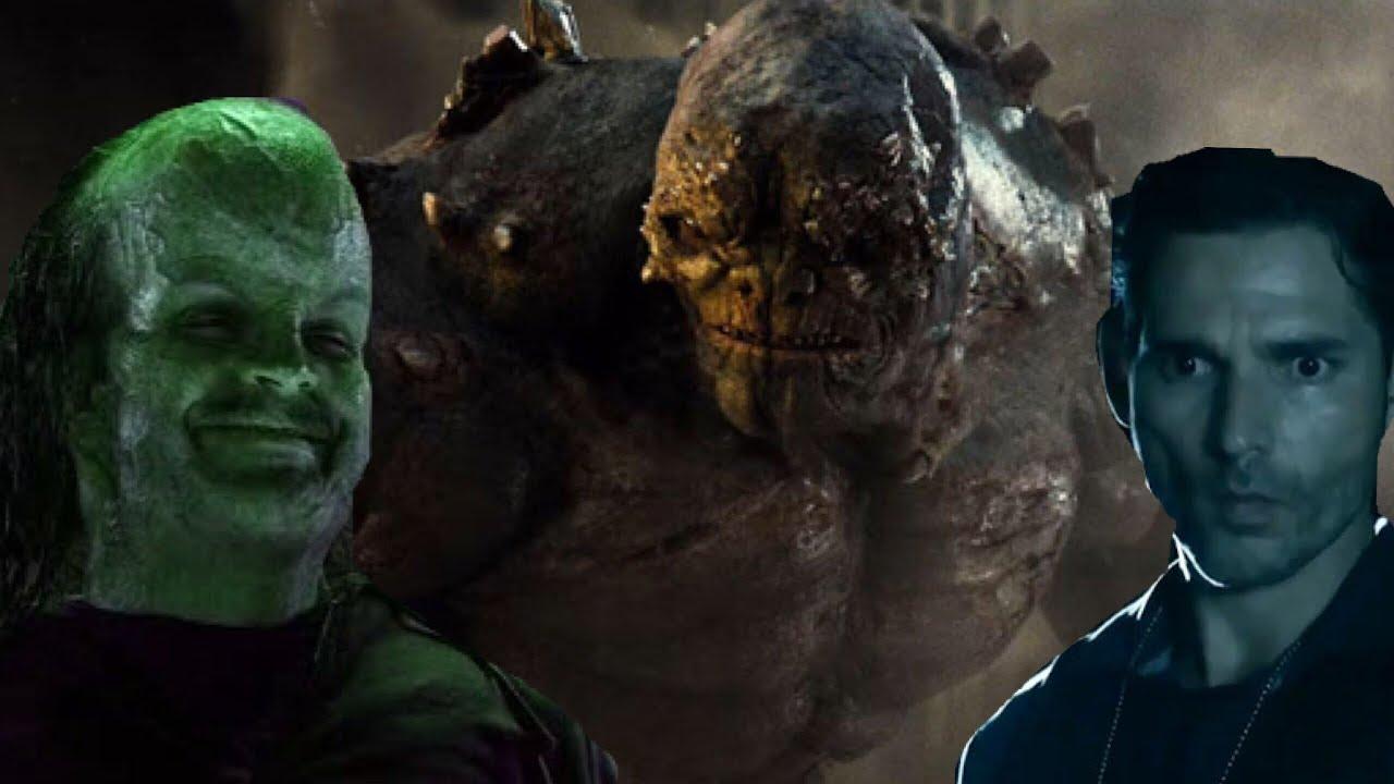 Hulk Trailer
