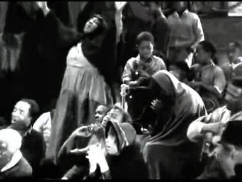 Hallelujah (1929): Gospel scene