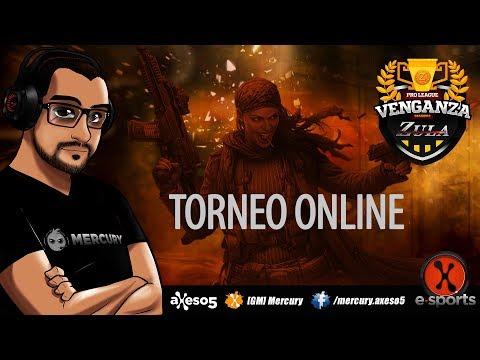 Final Torneo Online ZULA - 100usd en Premios