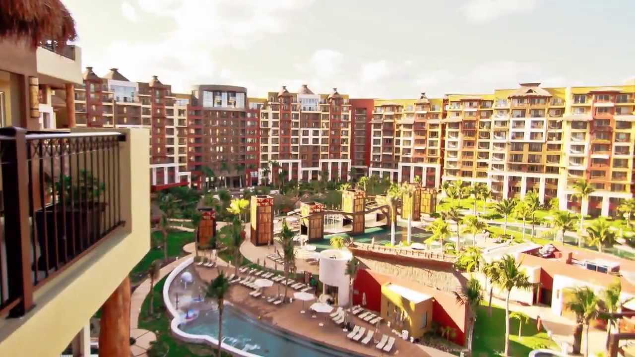 Hotel Villa Del Palmar Cancun Youtube