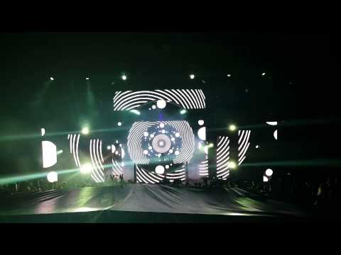 Bassnectar - The Frog Song Red Rocks 2015