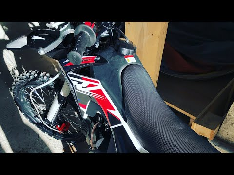 Dirt bike 140cc crz bw
