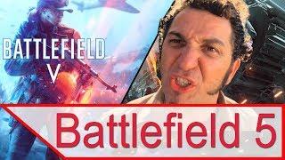 Открытый бета-тест Battlefield 5 - отличия в геймплее от Battlefield 1