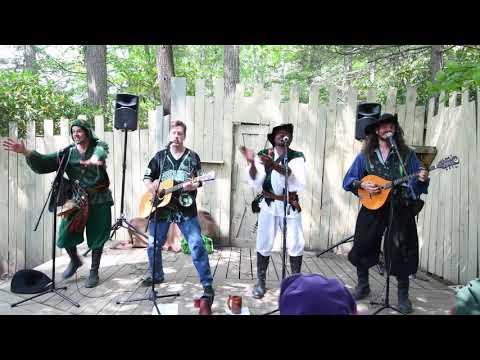 NY Ren Faire 2017 3 Pints Shy the return of Chant